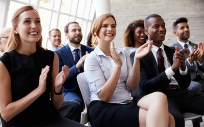 Why you should attend business events, and when not to