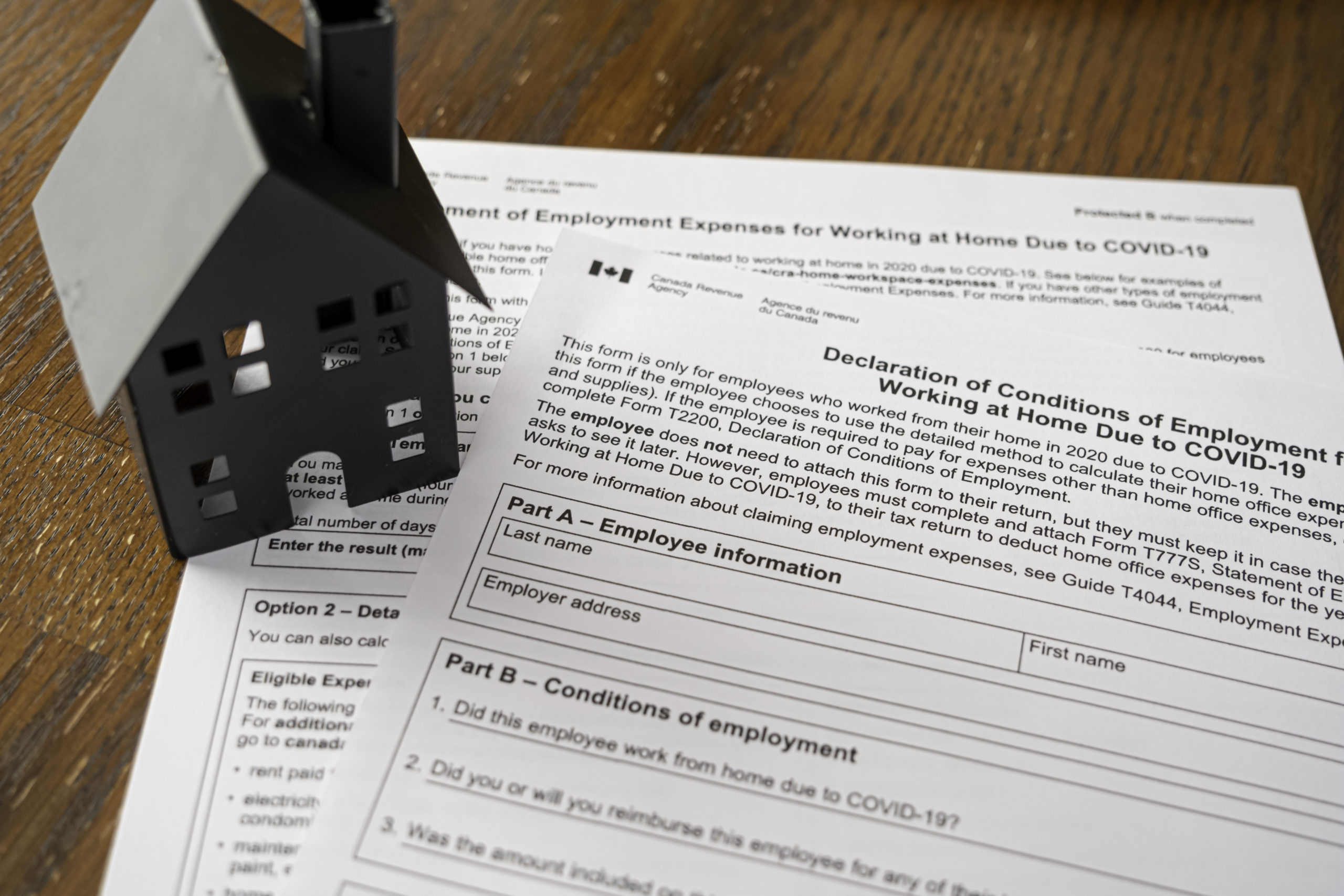 Make Sure You Claim the Work-From-Home Tax Benefit